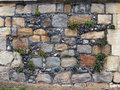 Old Stone Wall Stock Images - 53907184