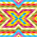 Seamless Pattern: Mix Of Colorful Rhombuses Royalty Free Stock Photo - 53909855