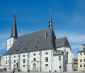 Herder Church, Weimar, Germany Royalty Free Stock Photo - 53921485
