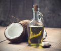 Coconut Oil Stock Images - 53926364