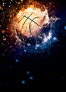 Basketball Background Stock Image - 53949671