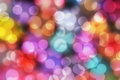 Colorful Bokeh Background Royalty Free Stock Images - 53959499