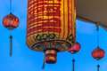 Roof Ornament Of A Buddhist Temple Royalty Free Stock Image - 53978036