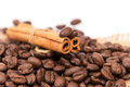 Cinnamon And Coffee Royalty Free Stock Photos - 53993858