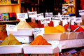 Spice Market In Marrakech. Royalty Free Stock Image - 53997846
