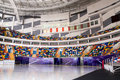 Ice Stadium Royalty Free Stock Photos - 5405318