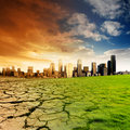 Global Warming Concept Royalty Free Stock Photo - 5406765
