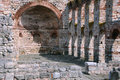 Part Of Saint Sofia Church In Nesebar Royalty Free Stock Photography - 54003407