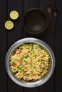 Couscous And Vegetable Salad Stock Photography - 54010552