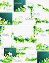 Abstract Geometric Background. Modern Overlapping Royalty Free Stock Image - 54027846