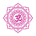 Om Aum Sign Royalty Free Stock Image - 54064766