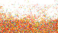 Colorful Rainbow Sprinkles Background Royalty Free Stock Photo - 54075205