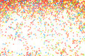 Colorful Rainbow Sprinkles Backgroung Royalty Free Stock Photo - 54075335