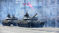 Victory Day Military Parade Stock Photo - 54076830