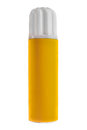 Yellow Pressure Container Royalty Free Stock Photo - 54082445