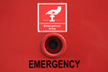 Emergency Stop Button Stock Photography - 54084732