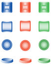Buttons Royalty Free Stock Photo - 5415525