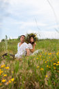 Guy And  Girl Royalty Free Stock Image - 54101536