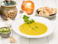 Pea Soup Stock Photo - 54115400