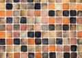 Ceramic Glass Colorful Tiles Mosaic Composition Stock Photo - 54120290
