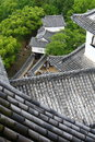 Roofs In Japan Royalty Free Stock Image - 54129206