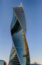 Evolution Tower Moscow Russia Royalty Free Stock Images - 54148869