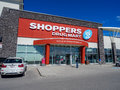 Shoppers Drug Mart Royalty Free Stock Photos - 54165598