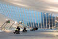 Liege-Guillemins Railway Station Royalty Free Stock Images - 54165679