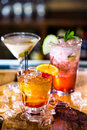 Cocktails Royalty Free Stock Photography - 54183237