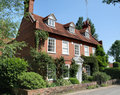 Traditional English Village House Royalty Free Stock Image - 5427486
