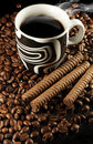 Coffee And Chocolate Royalty Free Stock Images - 5429869