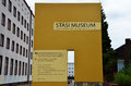 Stasi Museum (Berlin) Stock Photography - 54210792