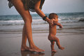 First Steps Royalty Free Stock Image - 54213756