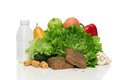 Fruits And Vegetables Diet Weight Loss Morning Breakfast Concept Royalty Free Stock Photo - 54229075