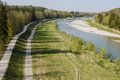 Isar River Stock Photography - 54259692