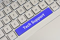Tech Support Royalty Free Stock Photo - 54279055