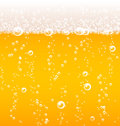 Beer Texture With Bubbles And Foam Stock Images - 54284634