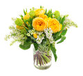 Spring Flowers Bouquet Royalty Free Stock Photo - 54306255