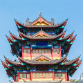 Traditional  Temple Ancient Buildings Stock Images - 54327814