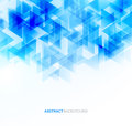 Blue Shiny Technical Background. Vector Stock Images - 54341064