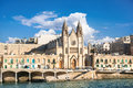 Parish Church Of St. Julians, Malta Royalty Free Stock Photo - 54366455