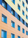 Wall Of The Modern Building Stock Photos - 5449763