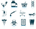 Set Of Medical Icon Stock Image - 54445211