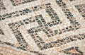 Fragment Of Ancient Mosaic In Kourion, Cyprus Royalty Free Stock Photos - 54453508