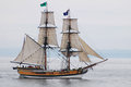 Tall Ship Lady Washington Stock Photos - 54453803