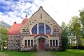 Old Stone Church Stock Photography - 54468312