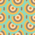 Retro Different Vector Seamless Patterns Tiling Royalty Free Stock Photography - 54480947