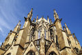 Gothic Church Detail Stock Photography - 54483592