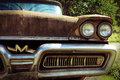 The Old Rusty Car Royalty Free Stock Images - 54487189