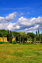 Typical Roman Countryside Royalty Free Stock Photo - 5457845